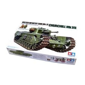 1/35 British Churchill VII Tank