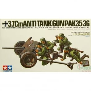 1/35 German 37Mm Anti-Tank