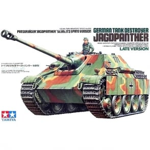 1/35 German Jagdpanther Late Version