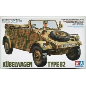 1/35 German Kuebelwagen Type 82