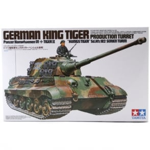 1/35 King Tiger Production Turret