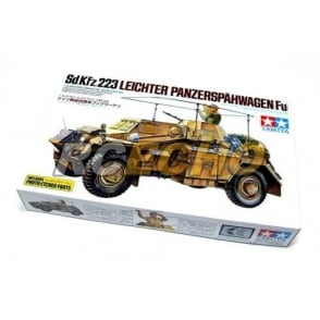 1/35 Sd.Kfz.223 With Photo Etch Part