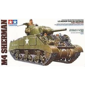 1/35 U.S. M4 Sherman (Early Production)