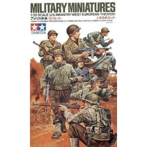 1/35 US Infantry European Theatre