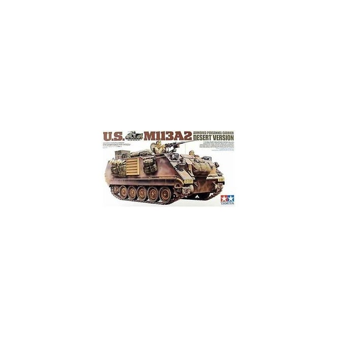 Tamiya 1/35 US M113A2 Desert Iraq Version