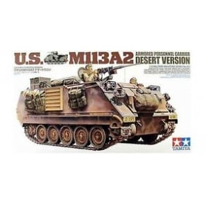 1/35 US M113A2 Desert Iraq Version