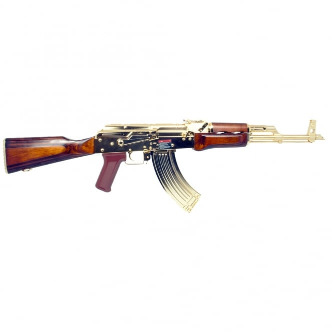 G&G Airsoft 22 Carrot Gold AKM - GKM Special Edition