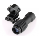 3x Magnifier with Flip-to-Side Mount