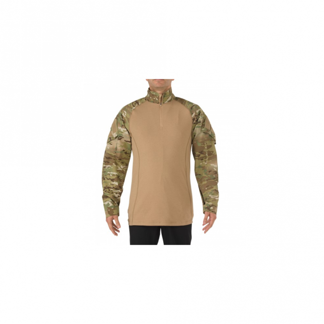 5.11 Tactical 5.11 Rapid Assault Shirt - Multicam