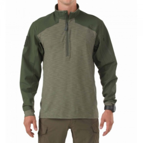 5.11 Rapid Quarter Zip - TDU Green