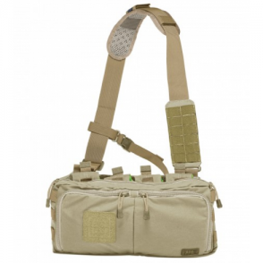 5.11 Tactical 4-Banger Bag - Sandstone