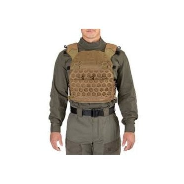 5.11 Tactical All Mission Plate Carrier - Kangaroo - S/M