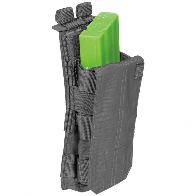 5.11 Tactical AR Mag Pouch with Cover Single - Storm