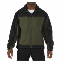 5.11 Tactical Chameleon Soft Shell Jacket - Moss