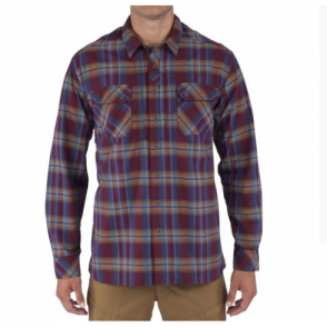 5.11 Tactical Flannel Long Sleeve Shirt - Fig