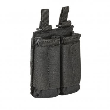5.11 Tactical Flex Double Pistol Magazine Pouch Black