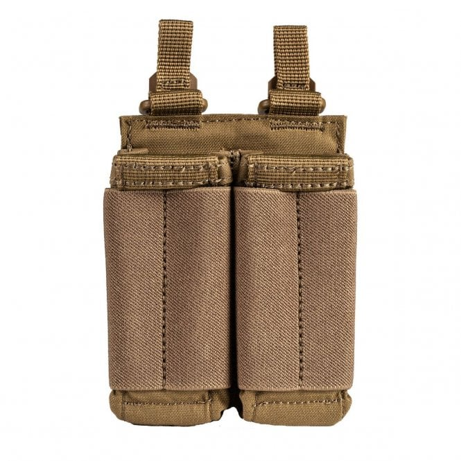 5.11 Tactical Flex Double Pistol Magazine Pouch Kangaroo