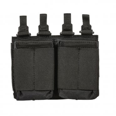 5.11 Tactical Flex Double Rifle Ammunition Pouch Black