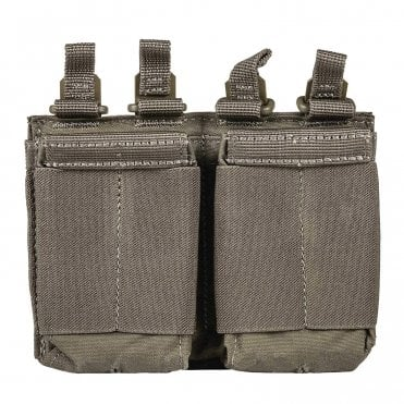 5.11 Tactical Flex Double Rifle Ammunition Pouch Ranger Green