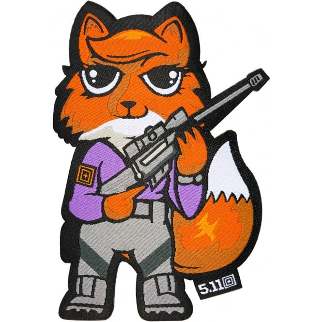 5.11 Tactical Foxy Morale Patch