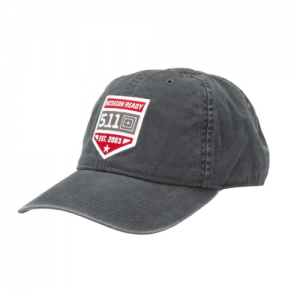 5.11 Tactical Mission Ready Cap - Charcoal