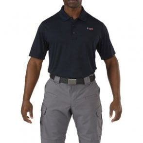 5.11 Tactical Pinnacle Polo Shirt - Dark Navy