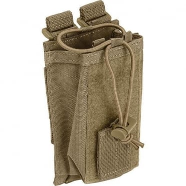 5.11 Tactical Radio Pouch - Sandstone