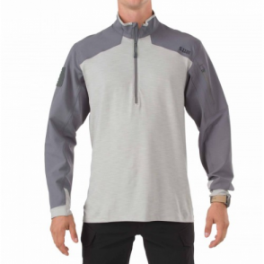 5.11 Tactical Rapid Quarter Zip - Storm