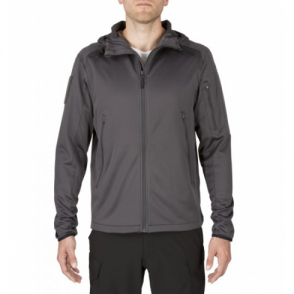5.11 Tactical Reactor FZ Hoodie - Charcoal