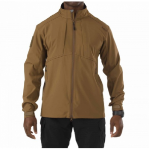 5.11 Tactical Sierra Softshell - Battle Brown