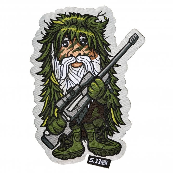 5.11 Tactical Sniper Gnome Patch