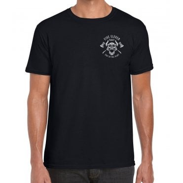 5.11 Tactical Stay in the Fight Tee - Black