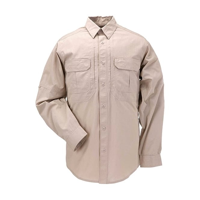 5.11 Tactical Taclite Pro Long Sleeved Shirt - TDU Khaki