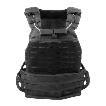 5.11 Tactical TacTec Plate Carrier - Black