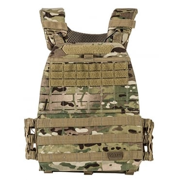 5.11 Tactical TacTec Plate Carrier - Multicam