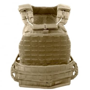 5.11 Tactical TacTec Plate Carrier - Sandstone