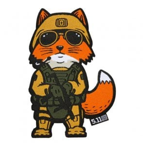 5.11 Tactical Tactical Fox Marine Recon Patch