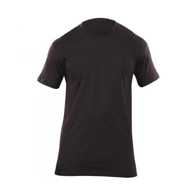 5.11 Tactical Utili-T 3 Pack Short Sleeved Tee - Black