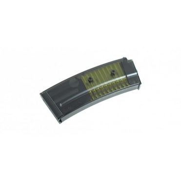 50RD NO WINDING MID-CAP MAGAZINE FOR SIG SERIES AIRSOFT AEG RIFLES W/ DUMMY ROUNDS (AEG)