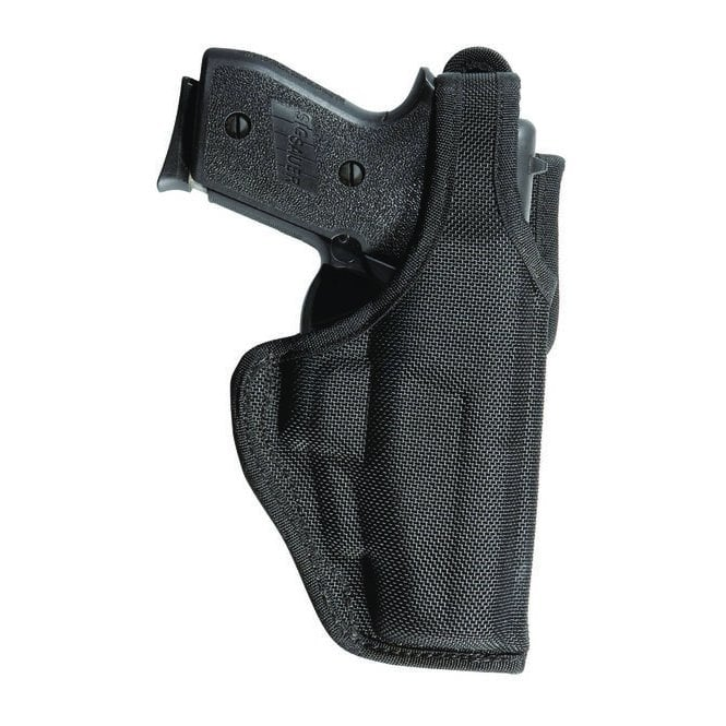 Bianchi 7120 AccuMold Defender Duty Holster Black RH Size 13 for Glock 17, 18 19.