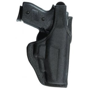 7120 AccuMold Defender Duty Holster Black RH Size 13 for Glock 17, 18 19.