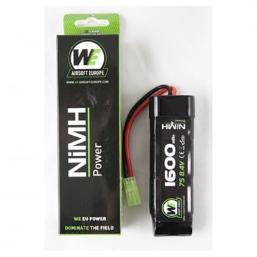 8.4V 1600mAH Mini Battery