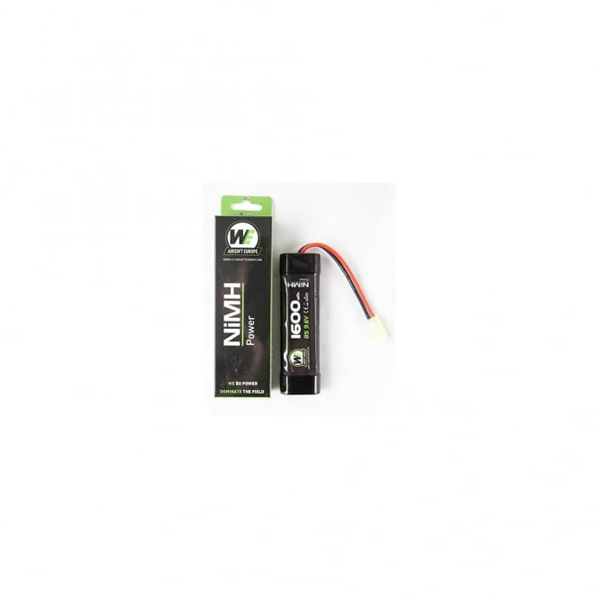 Nuprol 9.6V 1600mAH Mini Battery