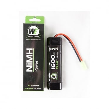 9.6V 1600mAH Mini Battery