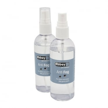 Abbey Anti-Fog Spray Bottle 150ml