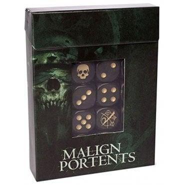Age of Sigmar : Malign Portents Dice Pack