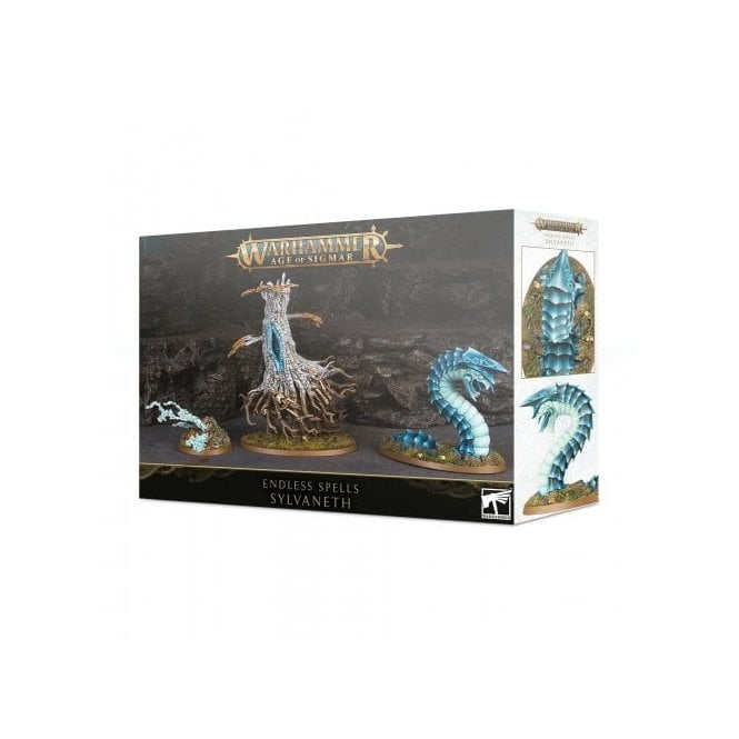 Games Workshop Age of Sigmar Sylvaneth Endless Spells