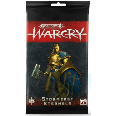 Age of Sigmar WARCRY Cards Collection : Stormcast Eternals Rules Cards