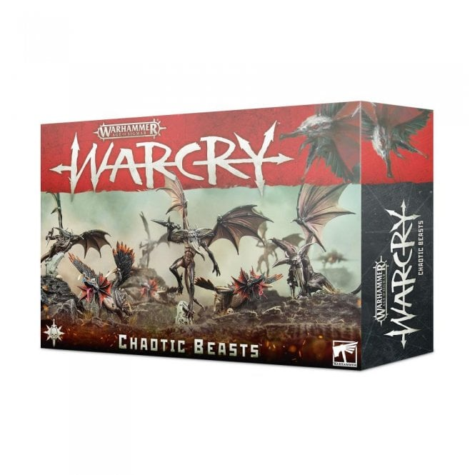 Games Workshop Age of Sigmar : WARCRY Chaotic Beasts