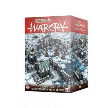 Age of Sigmar WARCRY : Corpsewrack Mausoleum